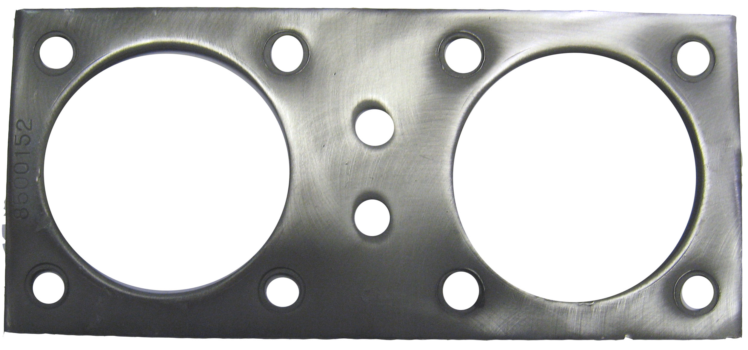 Bearing clamp plate