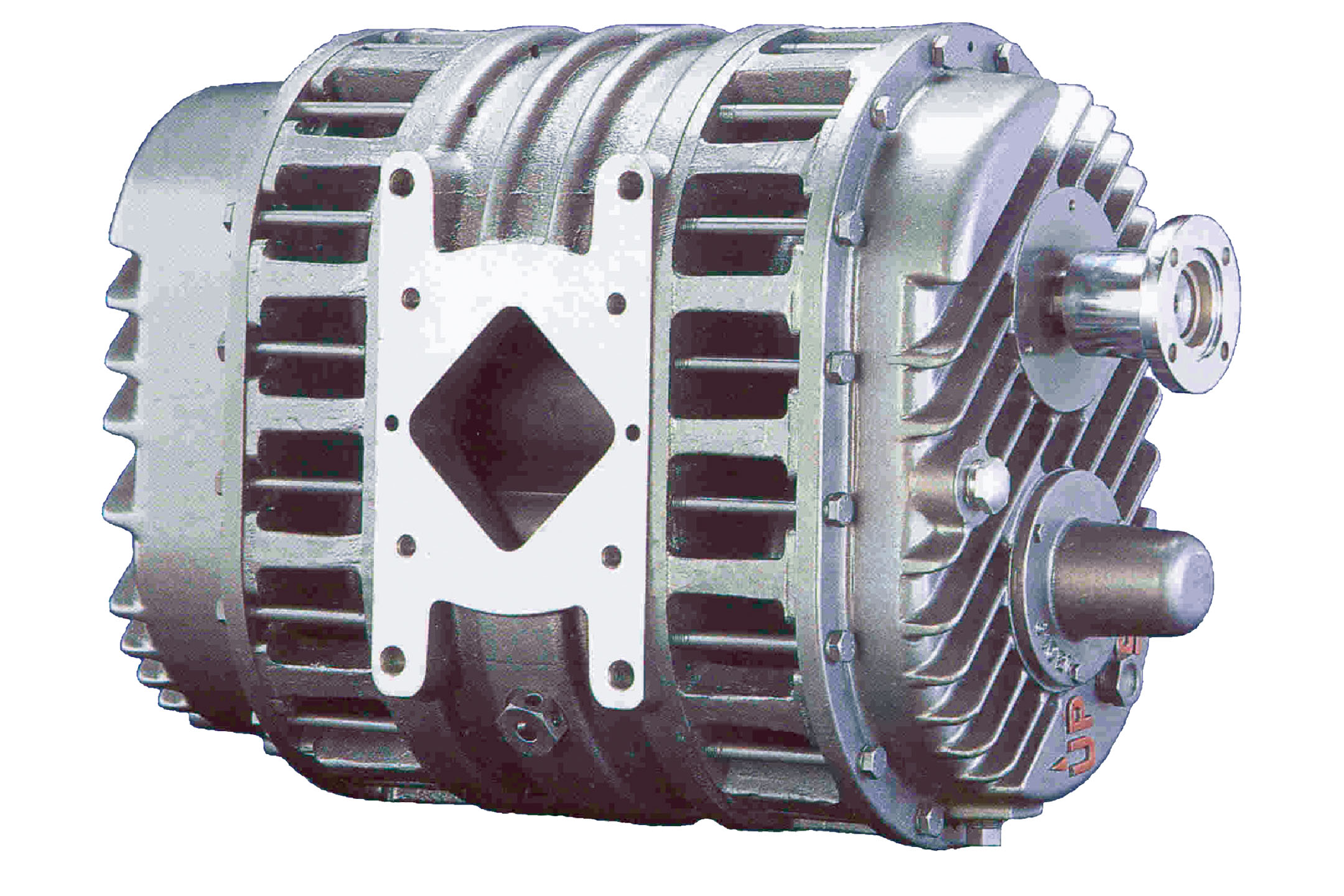 Blower Pumps For Trucks : Drum vacuum pumps truck blowers