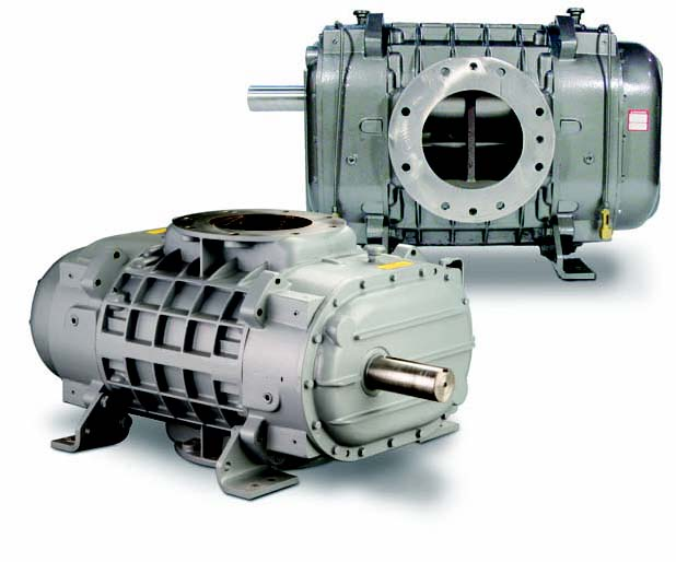 Blower Pumps For Trucks : Duroflow blowers pumps gardner denver products