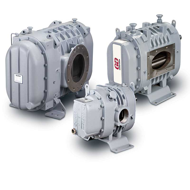 Vacuum And Blower Systems : Pd blowers and vacuum pumps blocker wallace