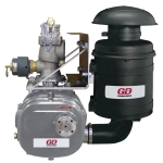 Pneumatic Trailers & Blowing Equipment - AJC Tools
