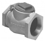3-Inch Swing Check Valve with Buna Seal
