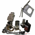 Installation Kit for Gardner Denver  T5CDL9L Truck Blower