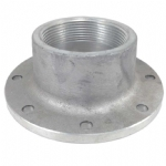 4in  TTMA Flange with 3in Female NPT Thread