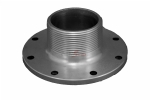 4in TTMA Flange with 3in NPT